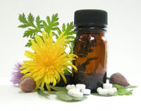 natural healing homeopathics
