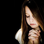 Don't overlook pray for natural healing