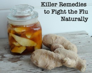 Getting Over Flu Naturally
